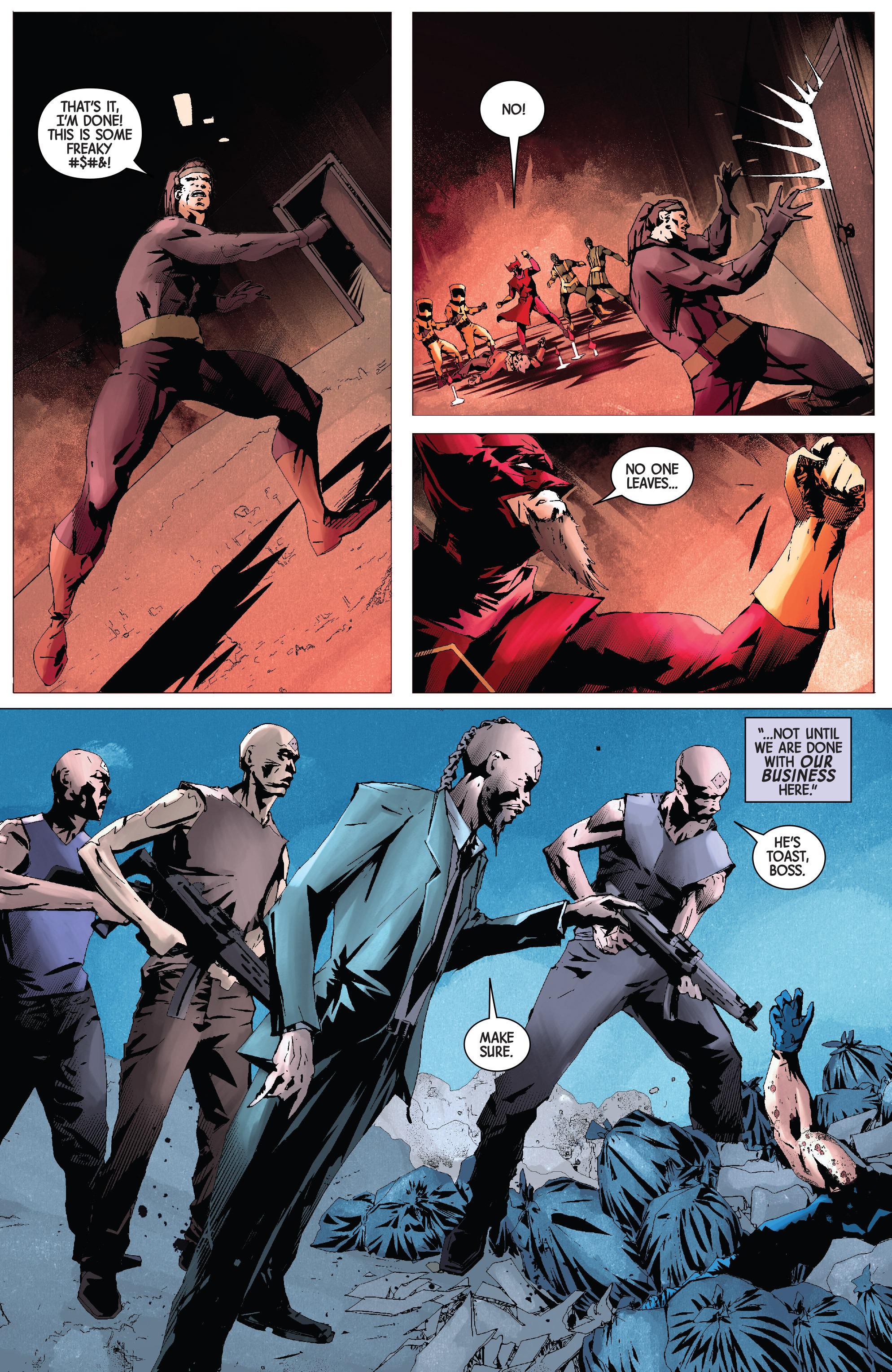 Read online Old Man Logan (2016) comic -  Issue #23 - 8