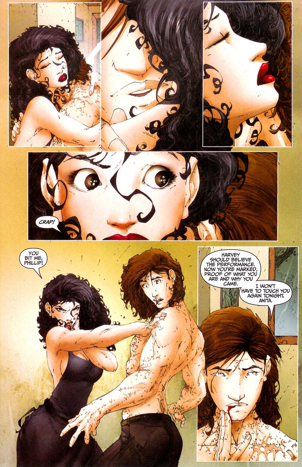 Read online Anita Blake, Vampire Hunter: Guilty Pleasures comic -  Issue #7 - 4