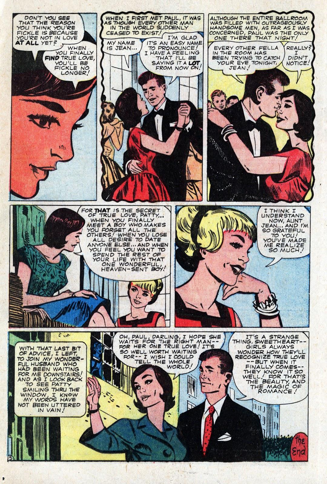 Love Romances (1949) issue 95 - Page 24