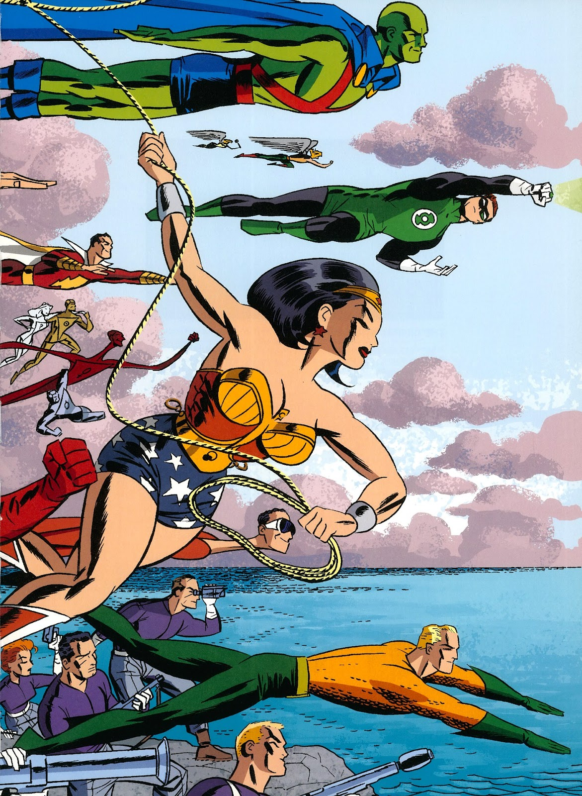 Read online 75 Years Of DC Comics comic -  Issue # TPB (Part 8) - 28