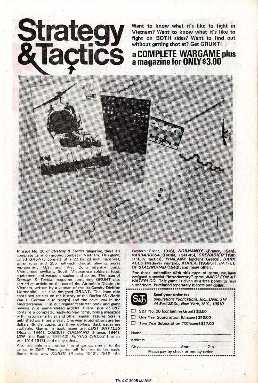 Read online Uncanny X-Men (1963) comic -  Issue #77 - 11