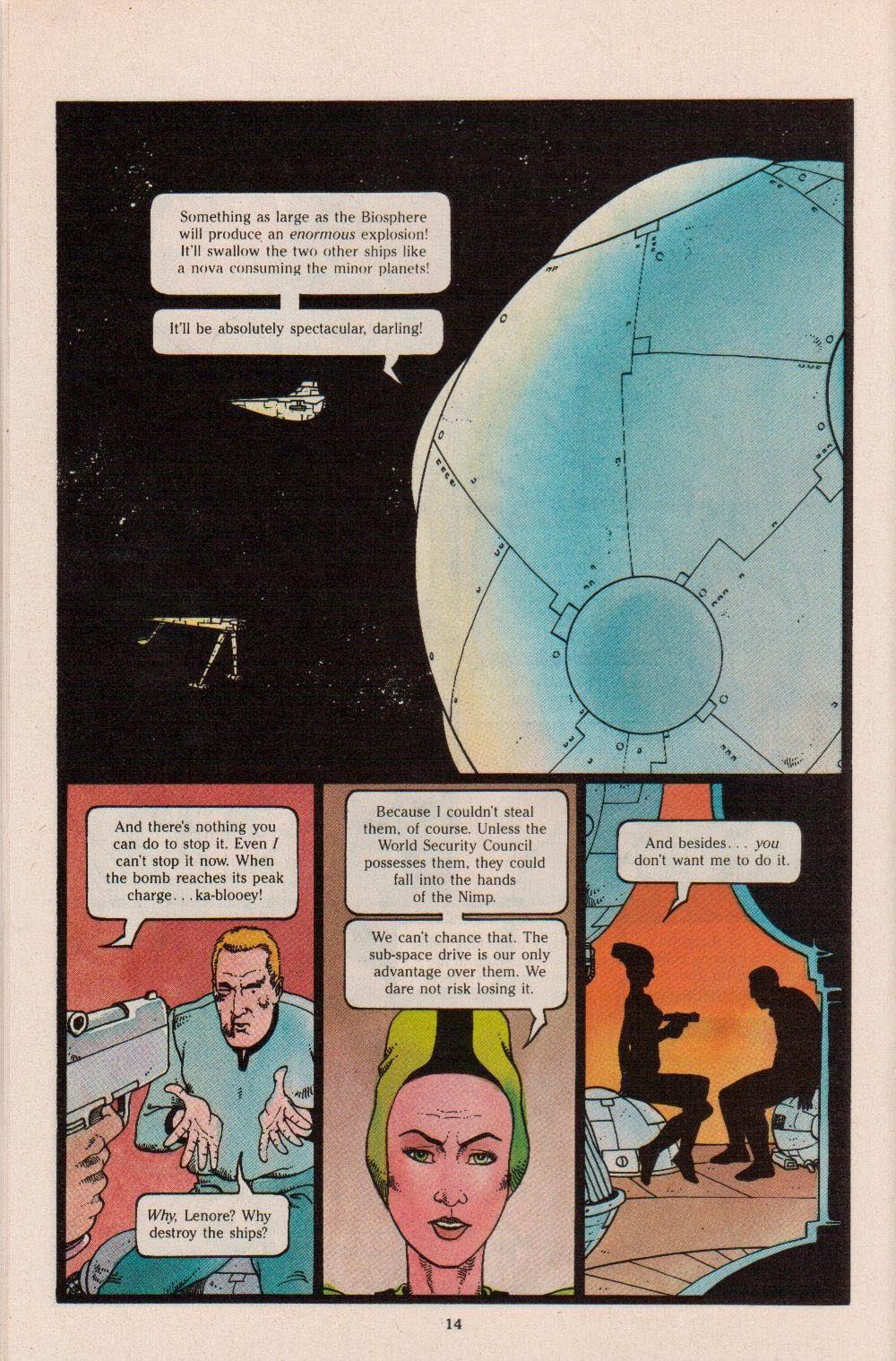 Read online Dalgoda comic -  Issue #8 - 16
