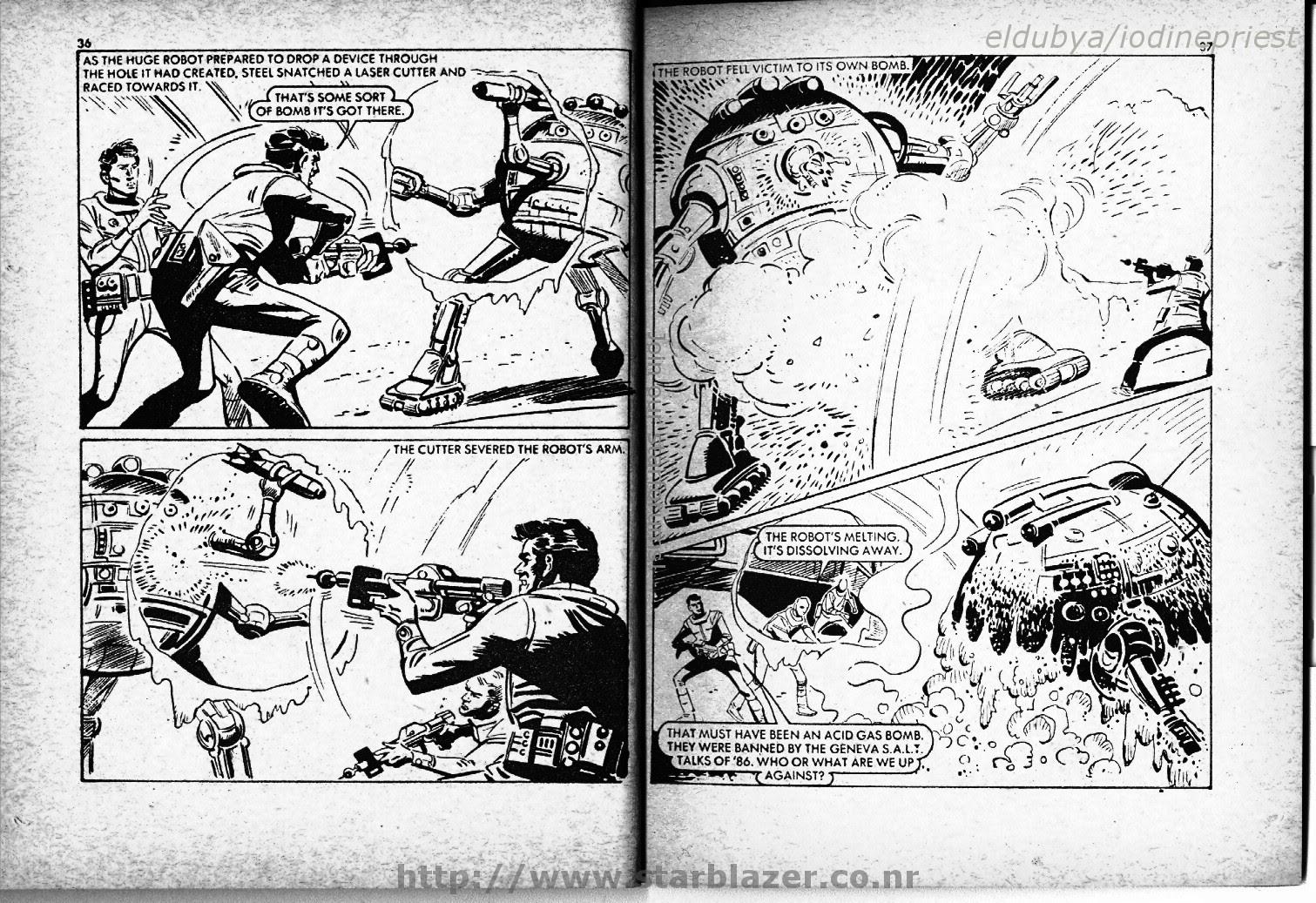 Starblazer issue 60 - Page 20
