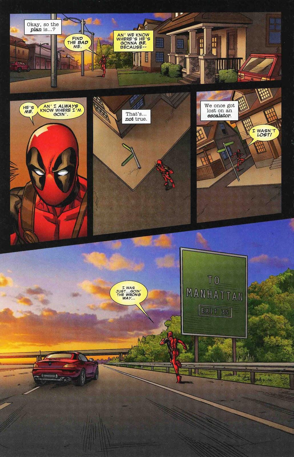 Read online Deadpool (2008) comic -  Issue #47 - 14