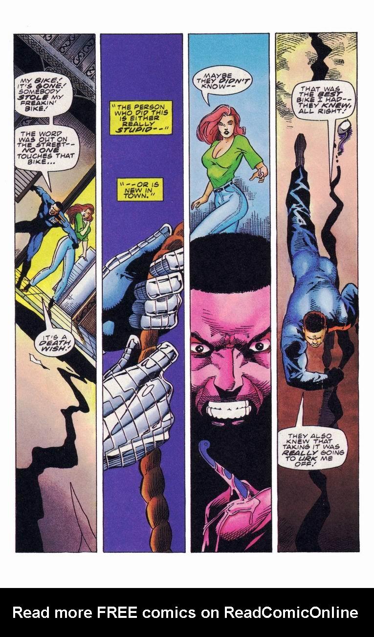 Read online Secret Weapons comic -  Issue #19 - 12