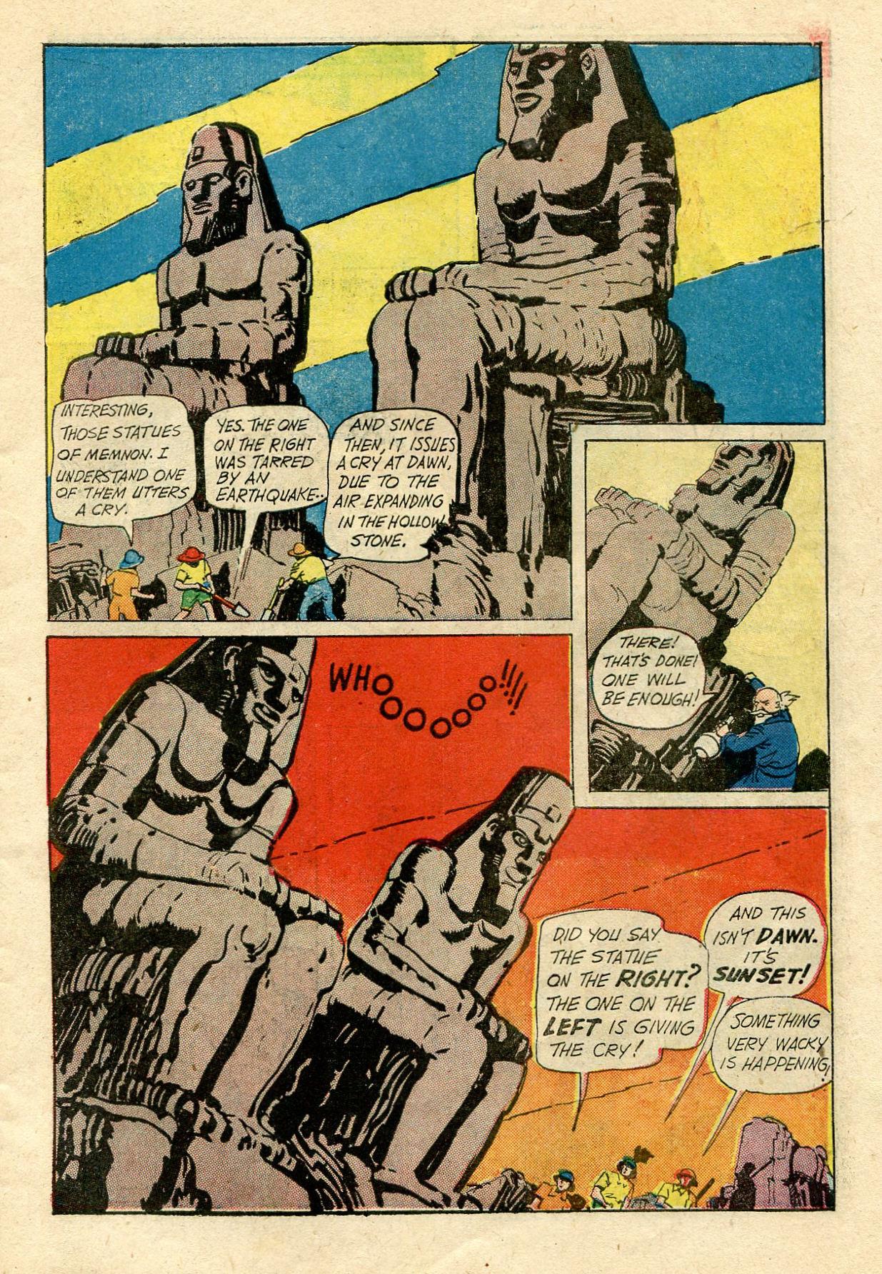 Read online Shadow Comics comic -  Issue #33 - 11