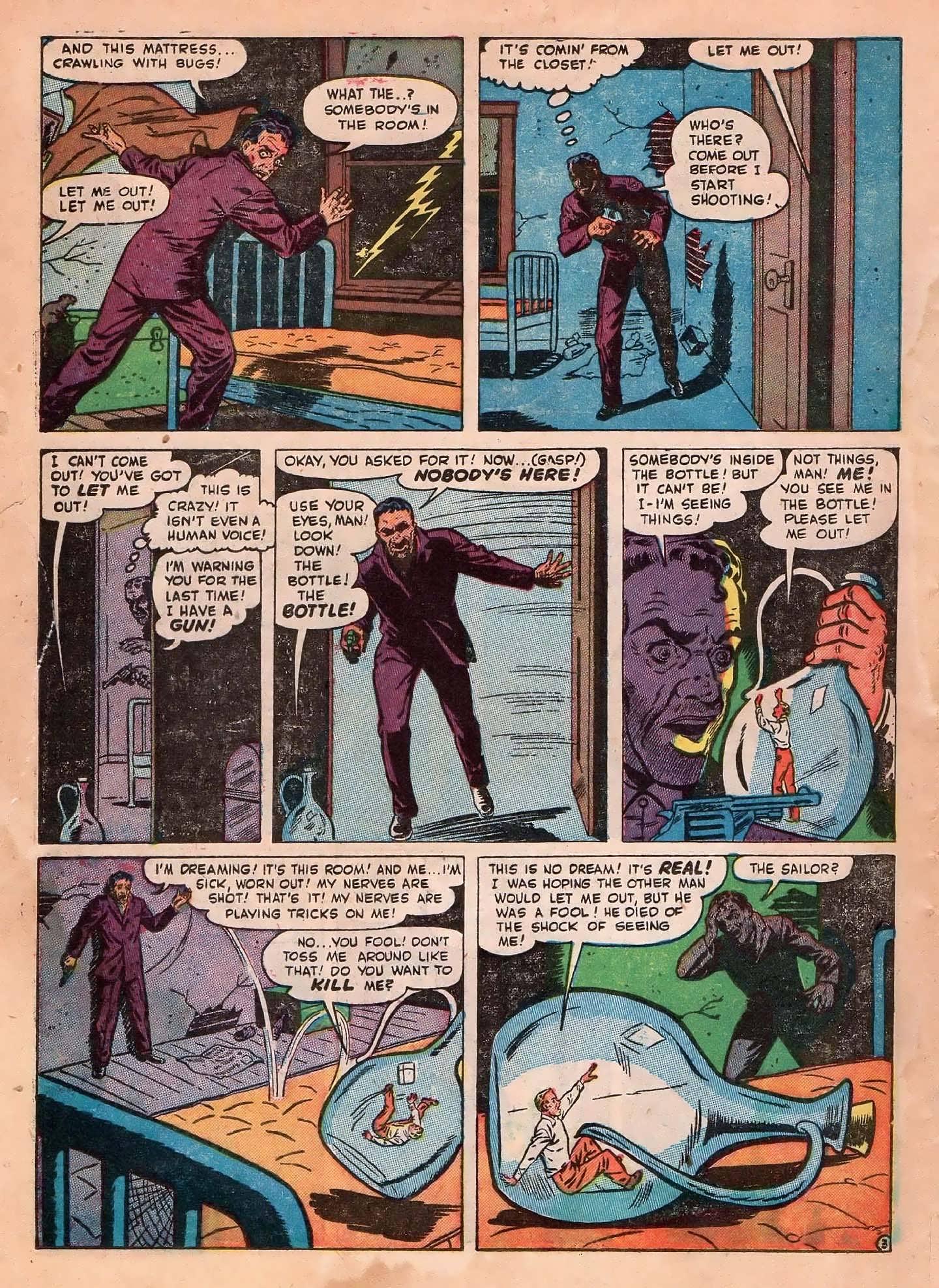 Read online Adventures into Weird Worlds comic -  Issue #2 - 24