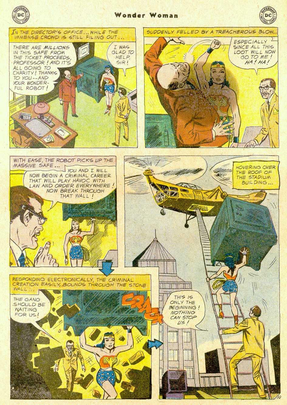 Read online Wonder Woman (1942) comic -  Issue #111 - 14