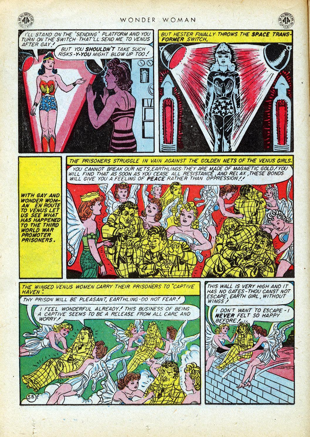 Read online Wonder Woman (1942) comic -  Issue #12 - 18
