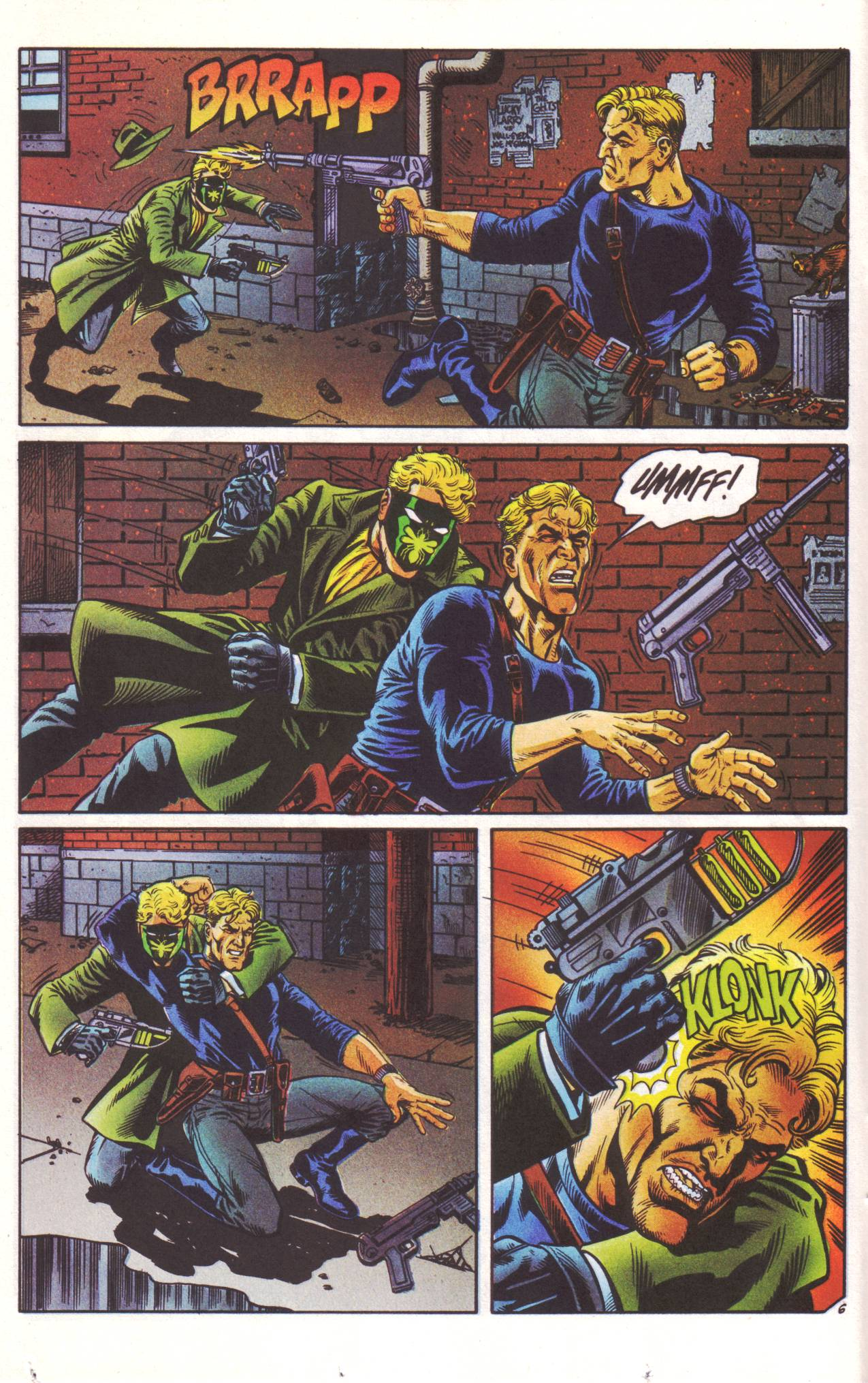 Read online Sting of The Green Hornet comic -  Issue #2 - 7