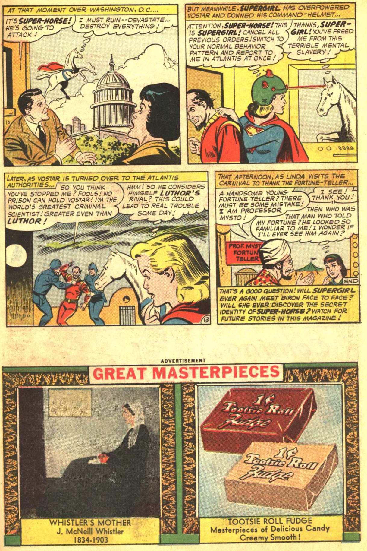 Read online Action Comics (1938) comic -  Issue #302 - 28