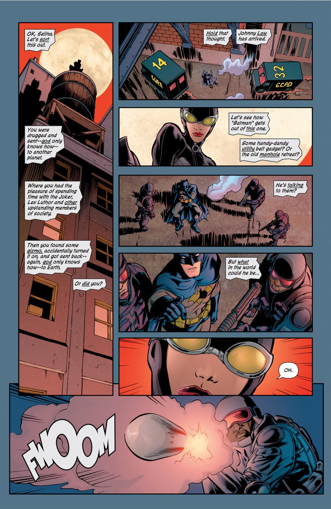 Catwoman (2002) #76 #76 - English 6