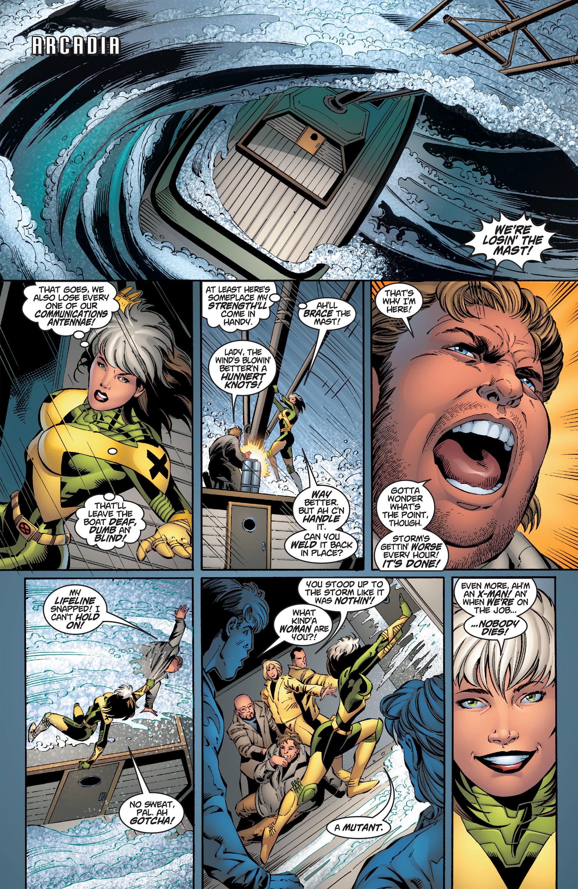 Read online Uncanny X-Men (1963) comic -  Issue #386 - 14