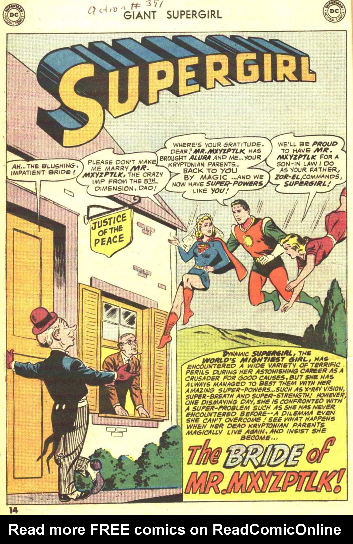 Read online Action Comics (1938) comic -  Issue #373 - 14