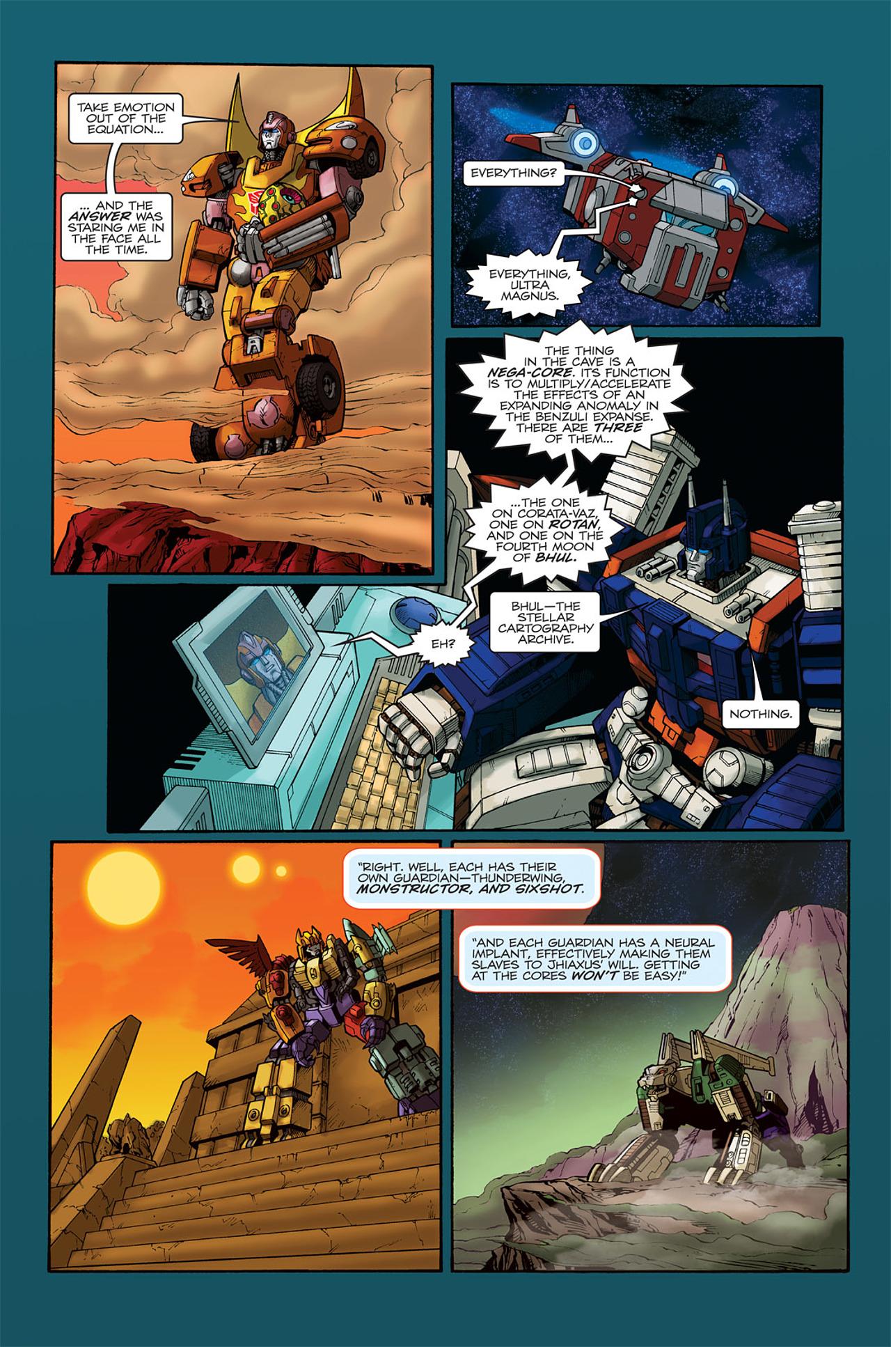 Read online Transformers Spotlight: Doubledealer comic -  Issue # Full - 24