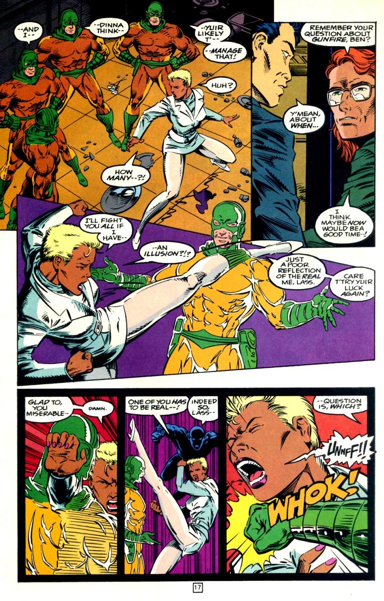 Read online Gunfire comic -  Issue #6 - 21
