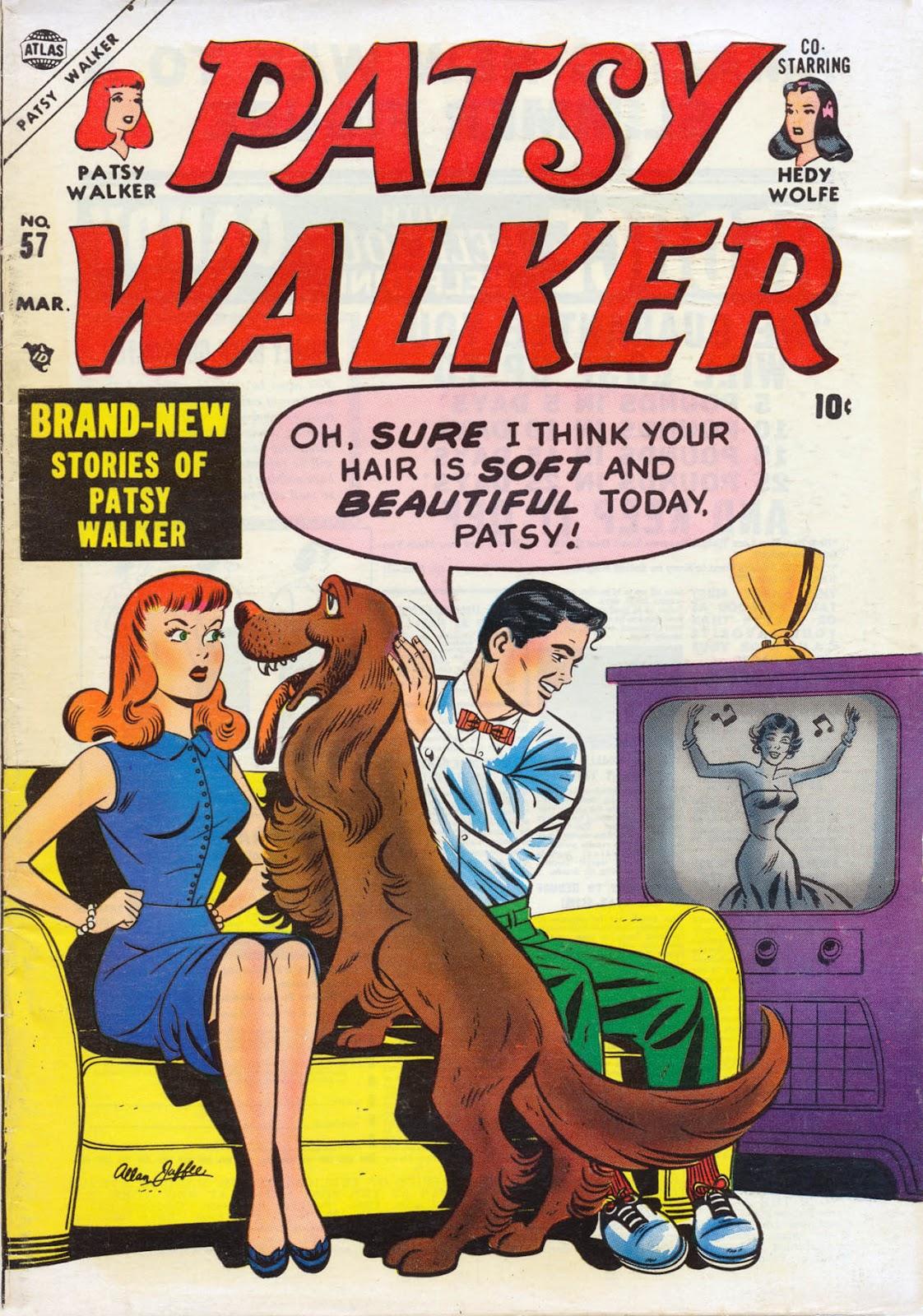 Patsy Walker 57 Page 1