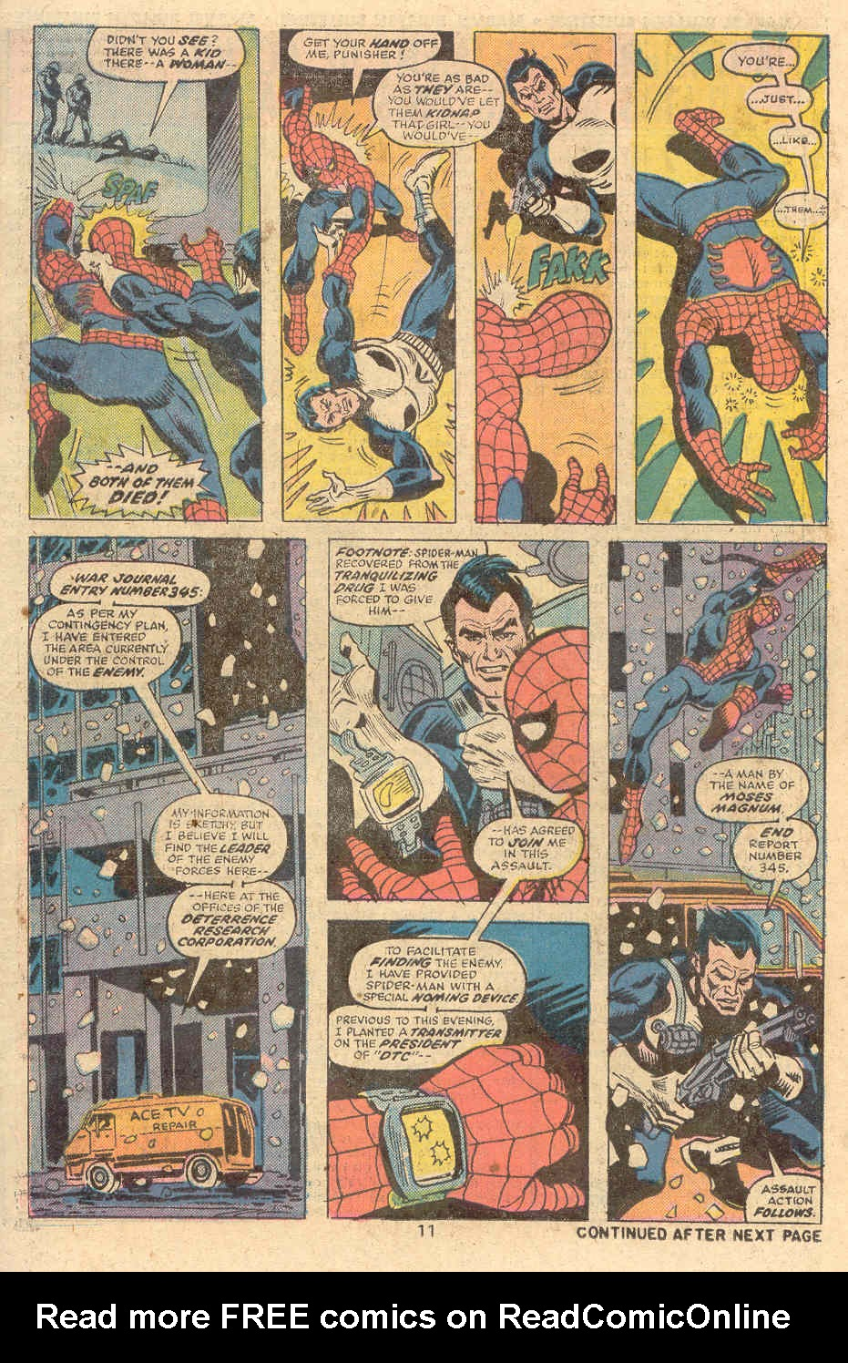 Giant-Size Spider-Man (1974) issue 4 - Page 10