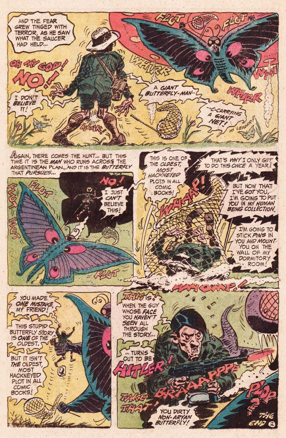Read online Plop! comic -  Issue #17 - 16