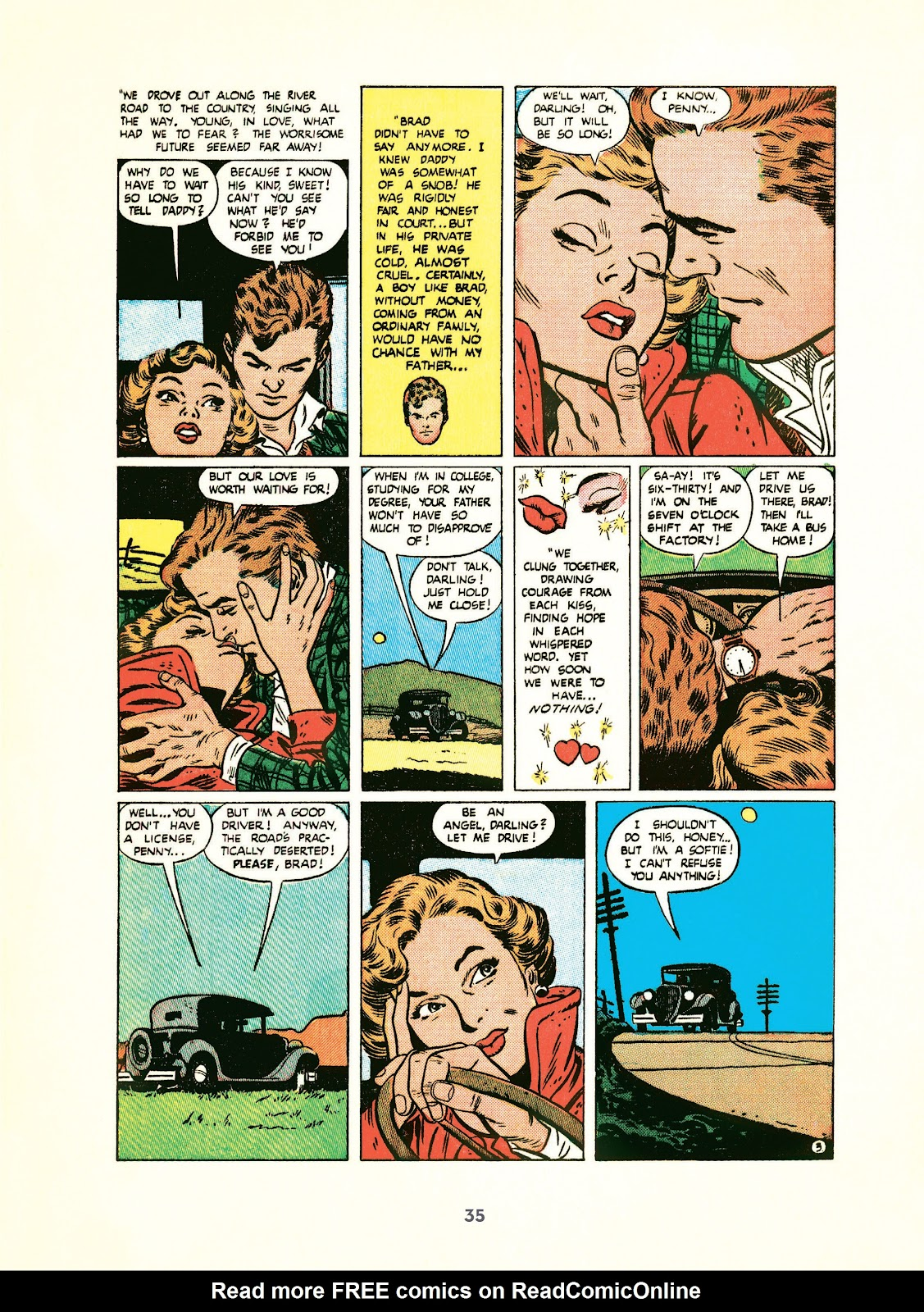 Read online Setting the Standard: Comics by Alex Toth 1952-1954 comic -  Issue # TPB (Part 1) - 34