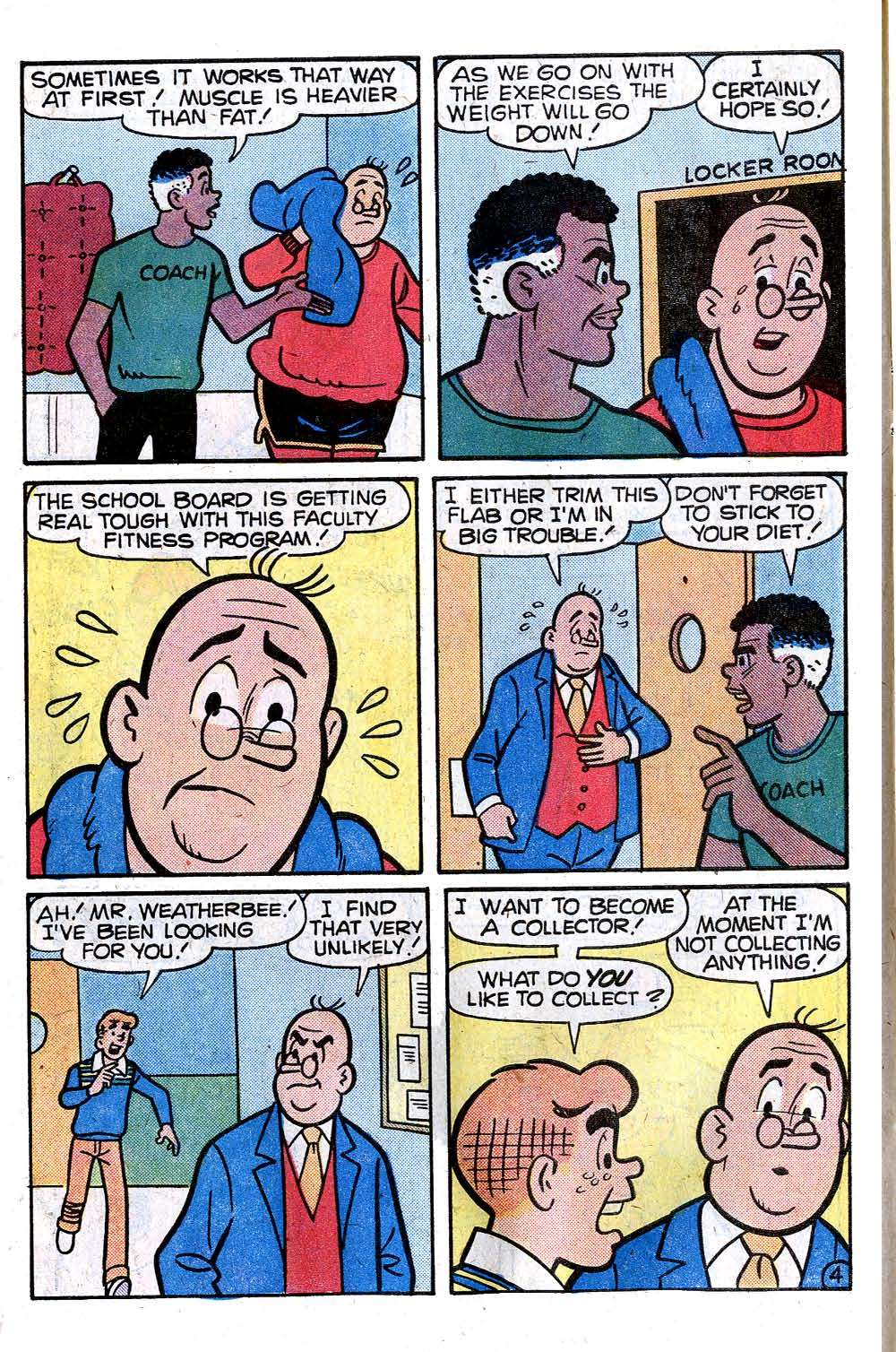 Read online Archie (1960) comic -  Issue #278 - 6