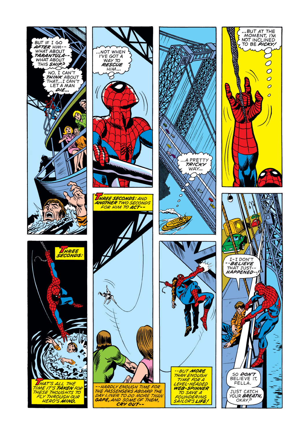 The Amazing Spider-Man (1963) 134 Page 8