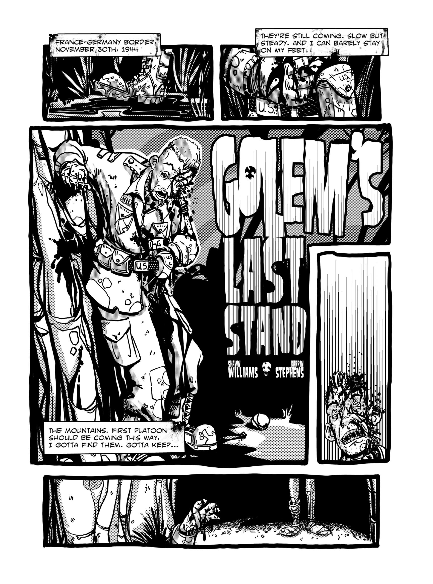 Read online FUBAR comic -  Issue #1 - 123