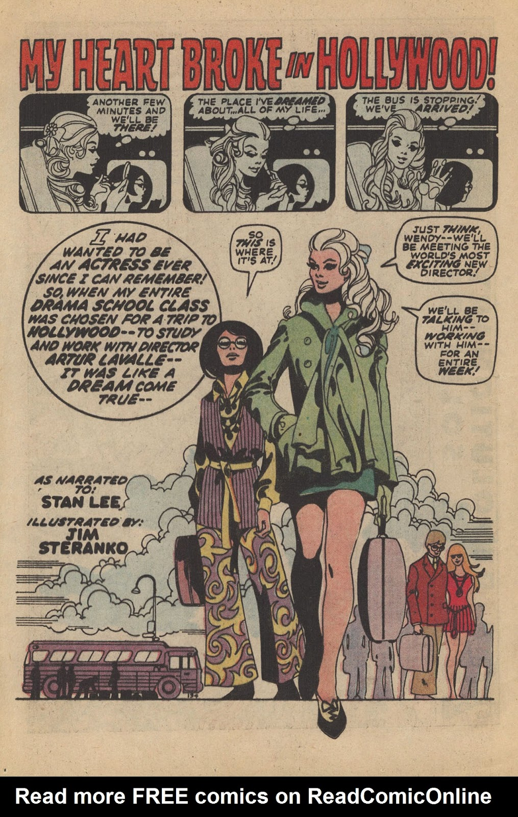 My Love (1969) issue 23 - Page 12