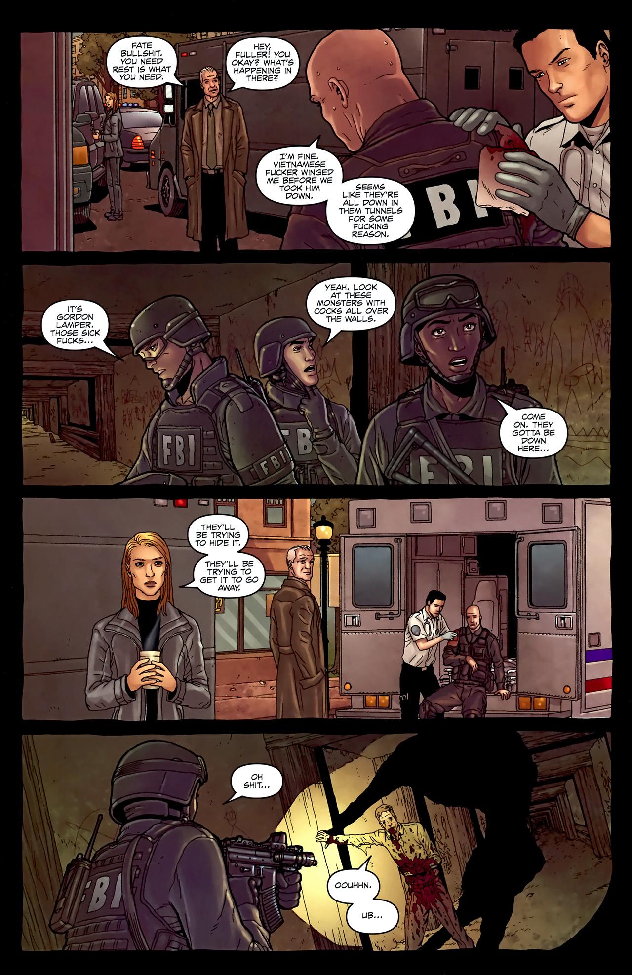 Read online Alan Moore's Neonomicon comic -  Issue #4 - 13
