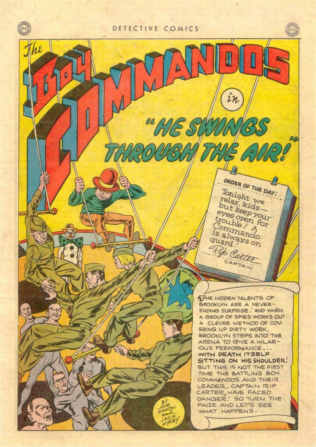 Read online Detective Comics (1937) comic -  Issue #97 - 39