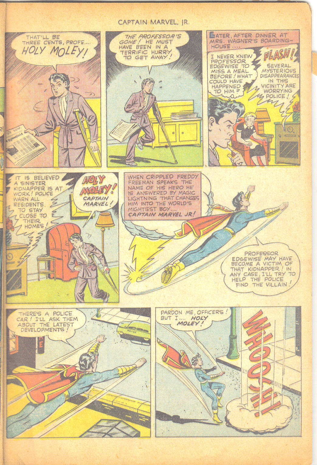 Captain Marvel, Jr. issue 95 - Page 16