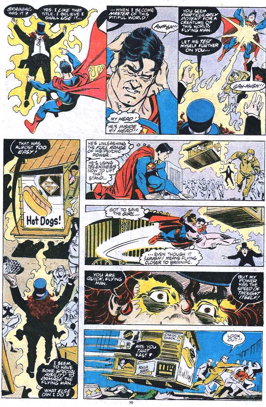 Read online Adventures of Superman (1987) comic -  Issue #438 - 20
