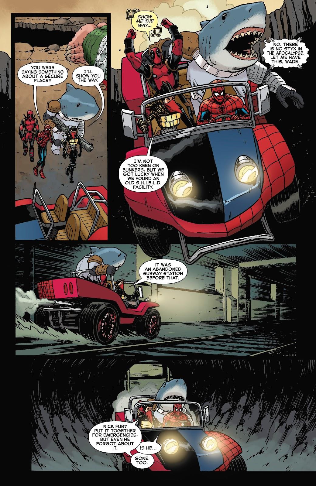 Read online Spider-Man/Deadpool comic -  Issue #46 - 20
