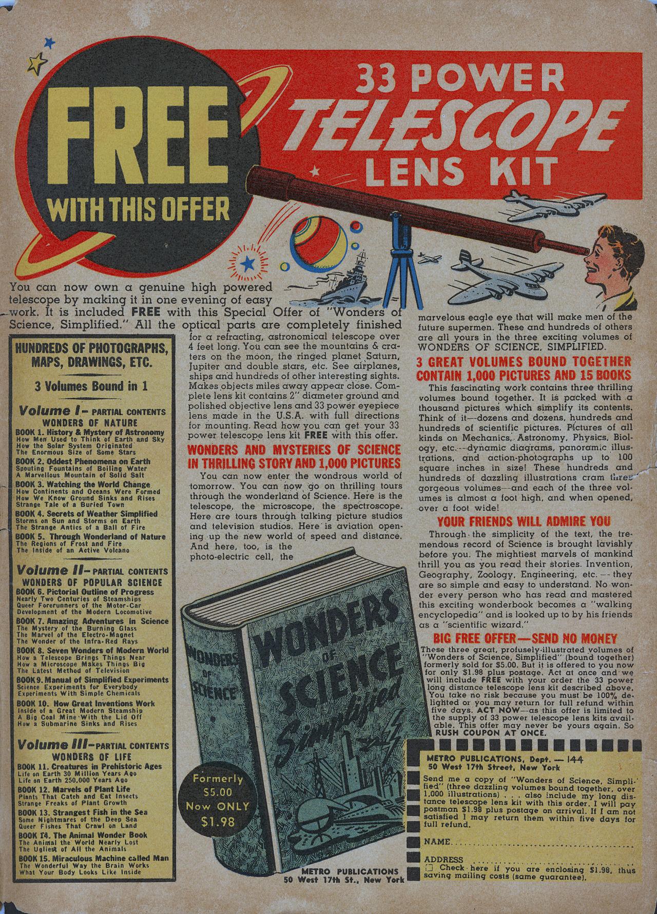 Read online Hit Comics comic -  Issue #27 - 67