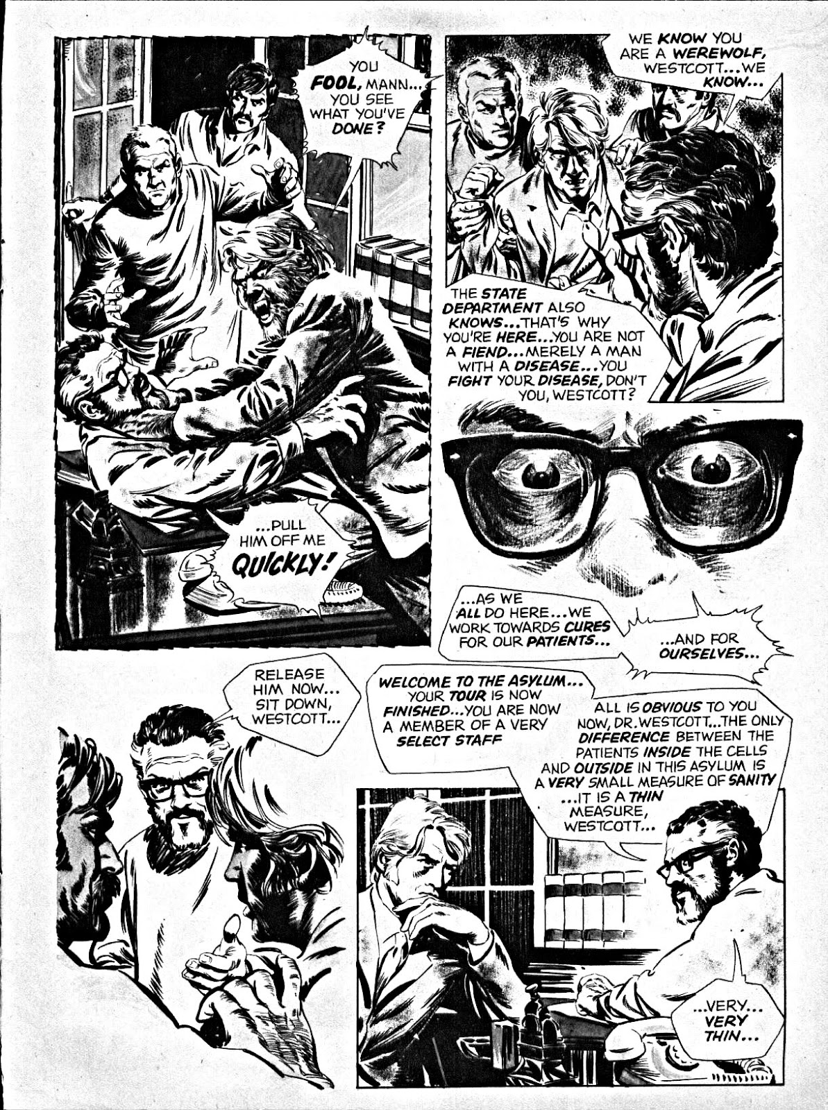 Nightmare (1970) issue 18 - Page 20
