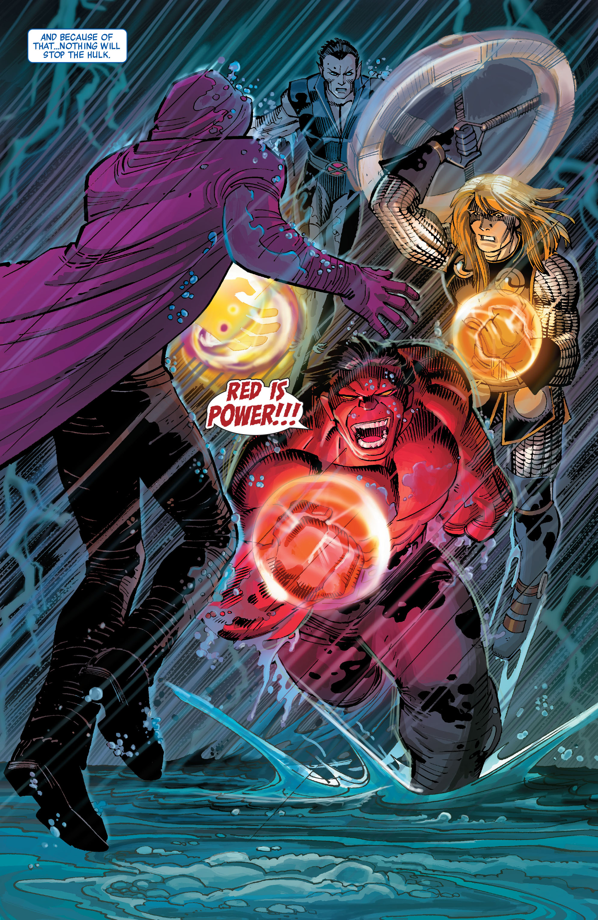 Read online Avengers (2010) comic -  Issue #11 - 11