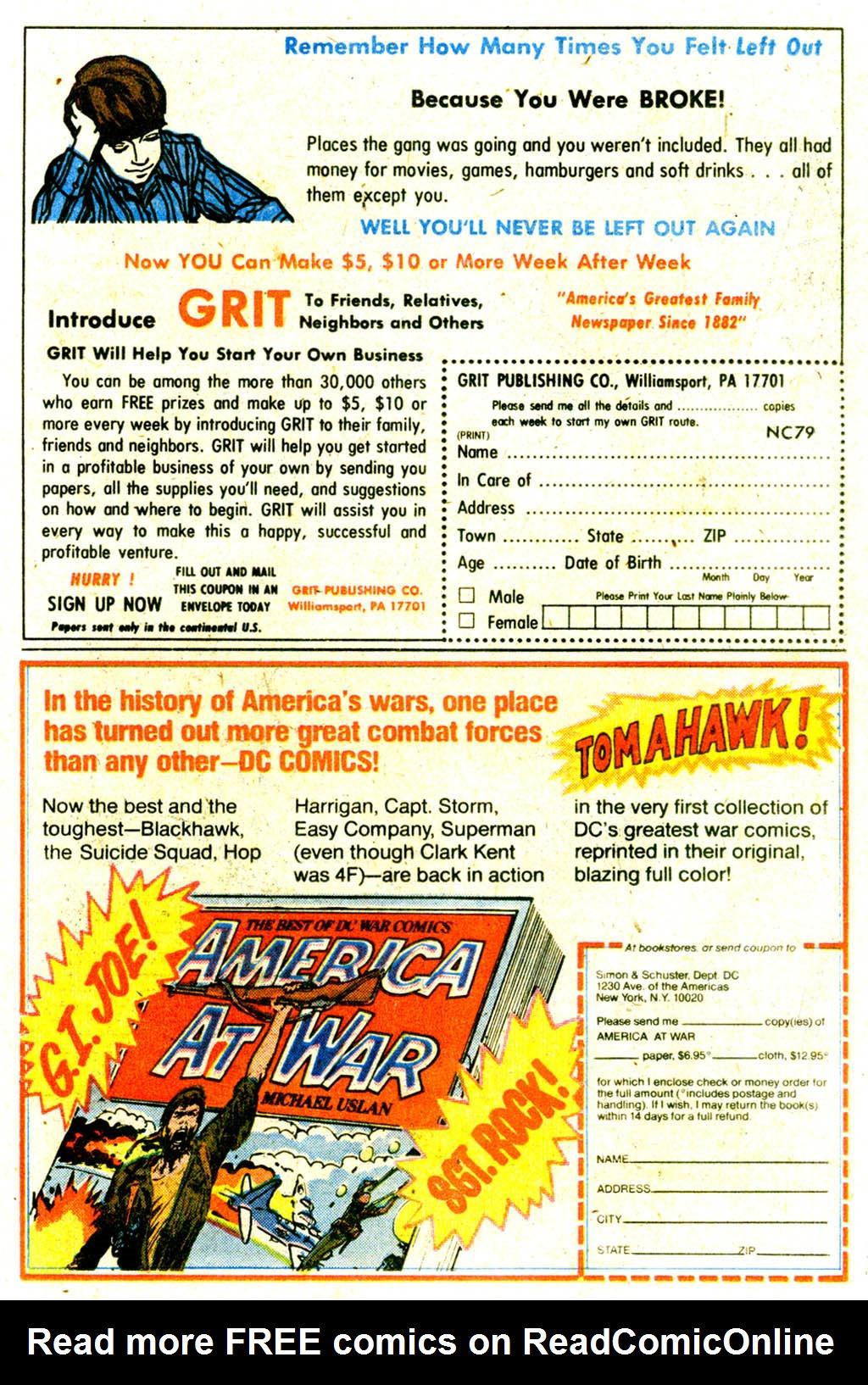 Read online Sgt. Rock comic -  Issue #334 - 22