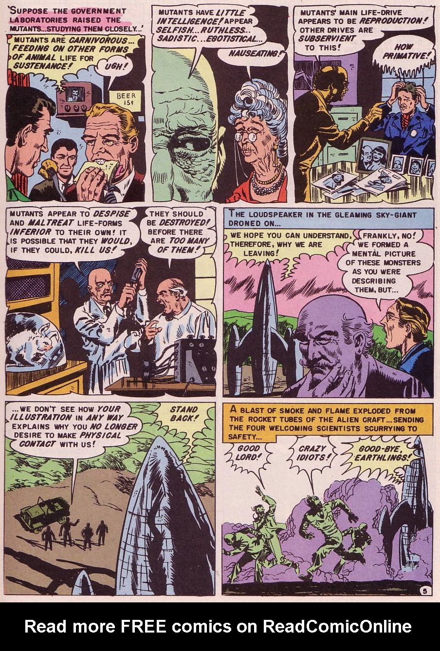 Read online Shock SuspenStories comic -  Issue #1 - 23