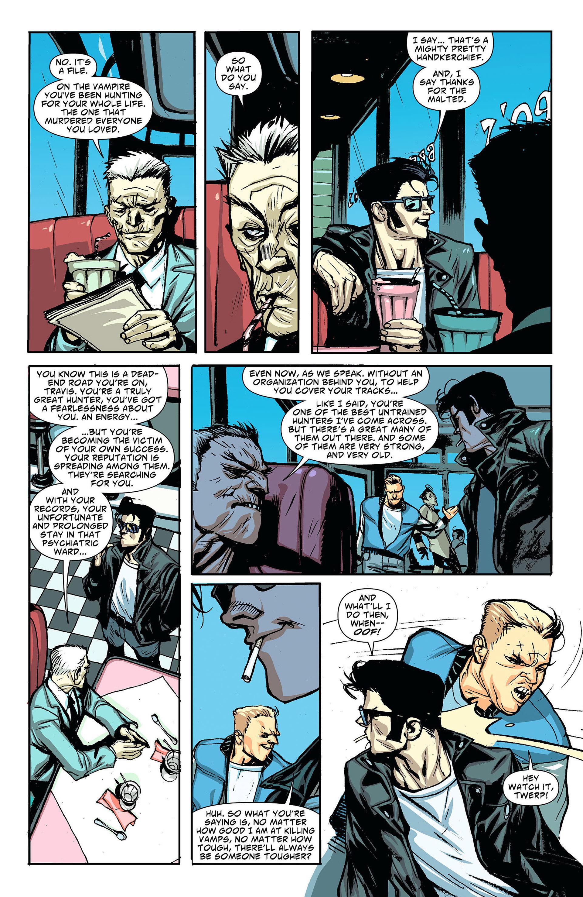 Read online American Vampire comic -  Issue #22 - 18