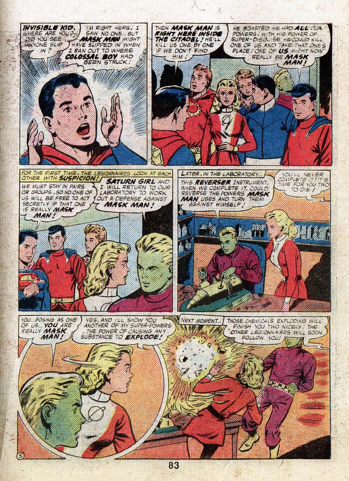 Read online Adventure Comics (1938) comic -  Issue #500 - 83