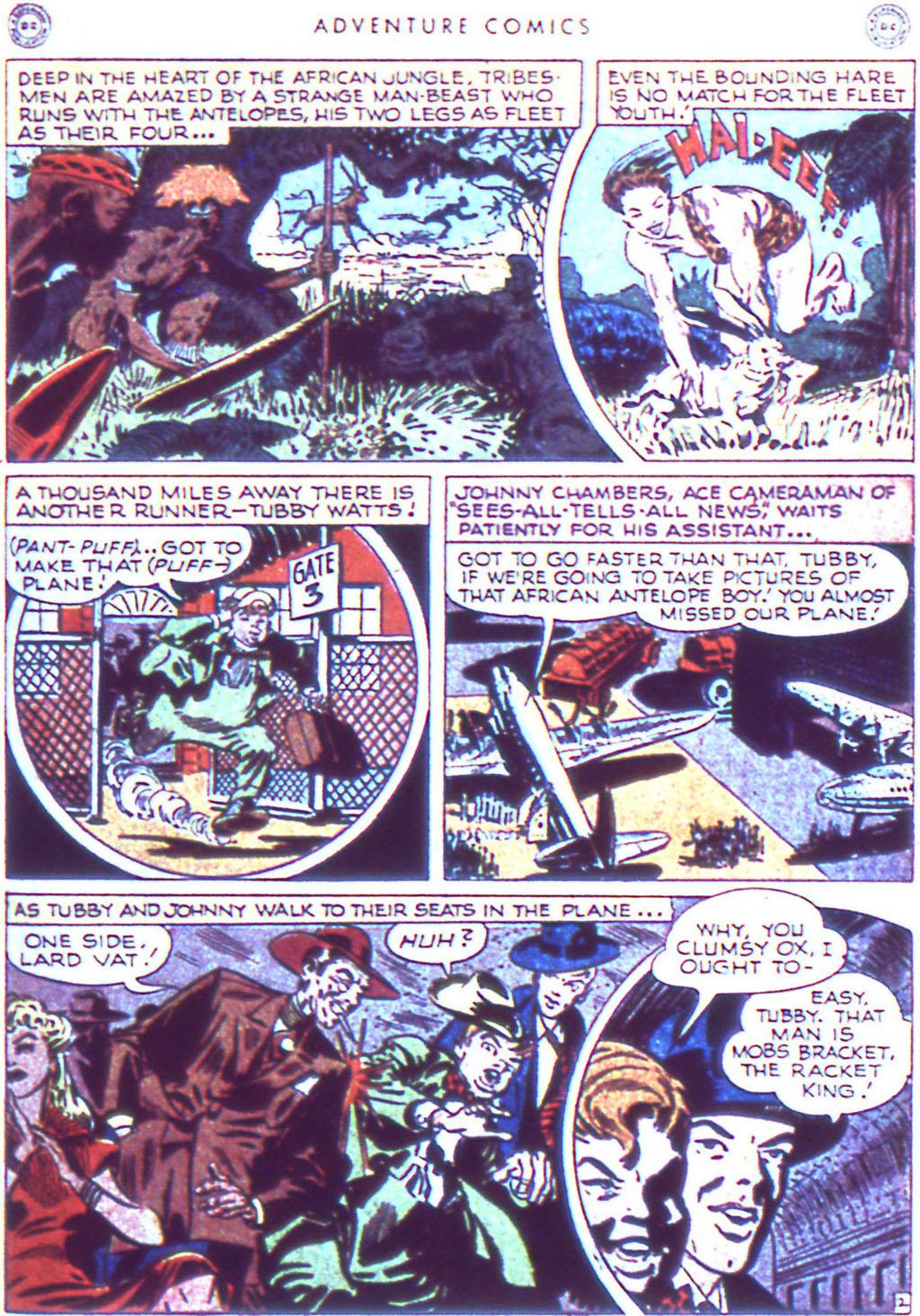 Read online Adventure Comics (1938) comic -  Issue #123 - 41