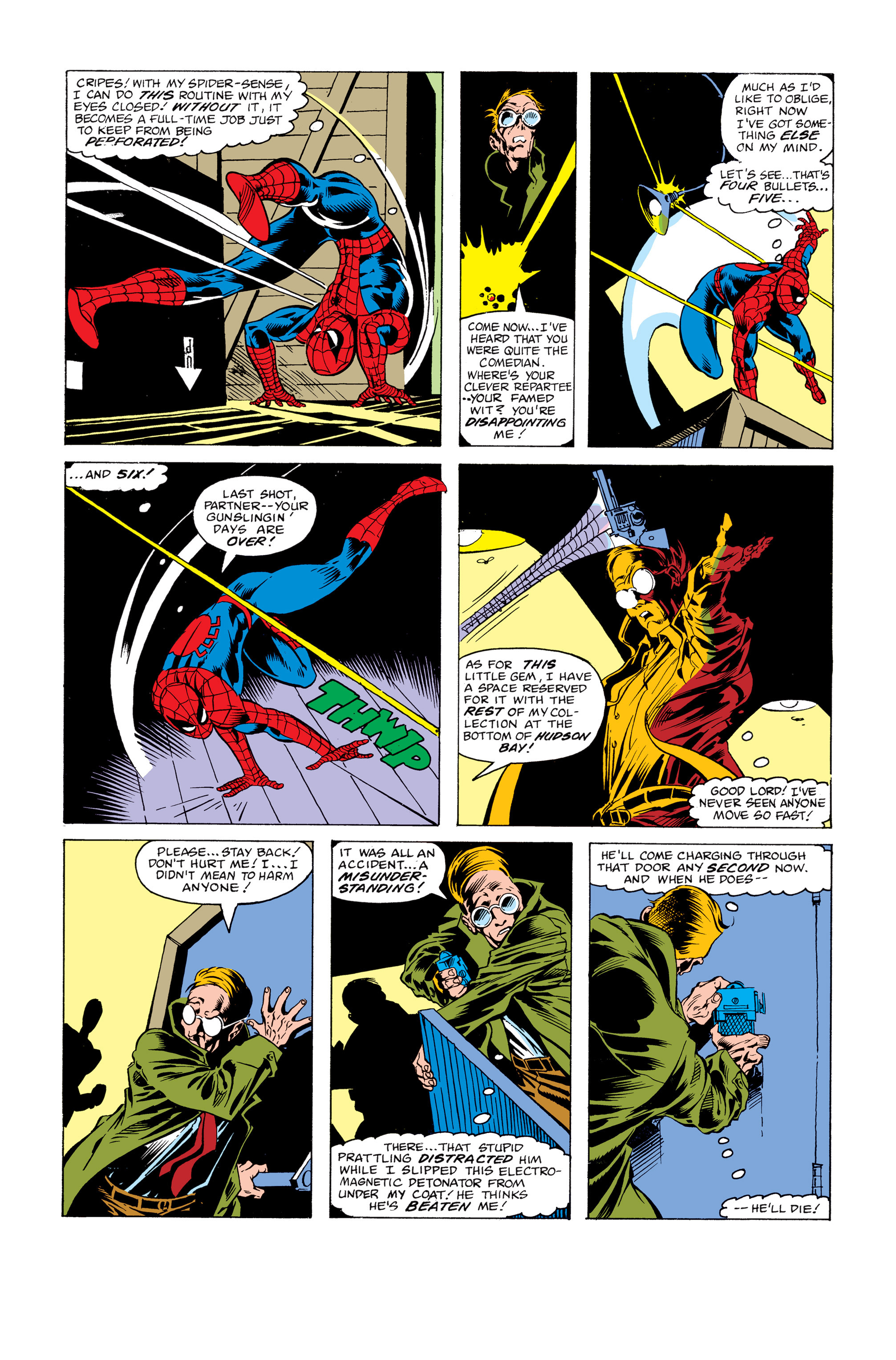 The Amazing Spider-Man (1963) 228 Page 19