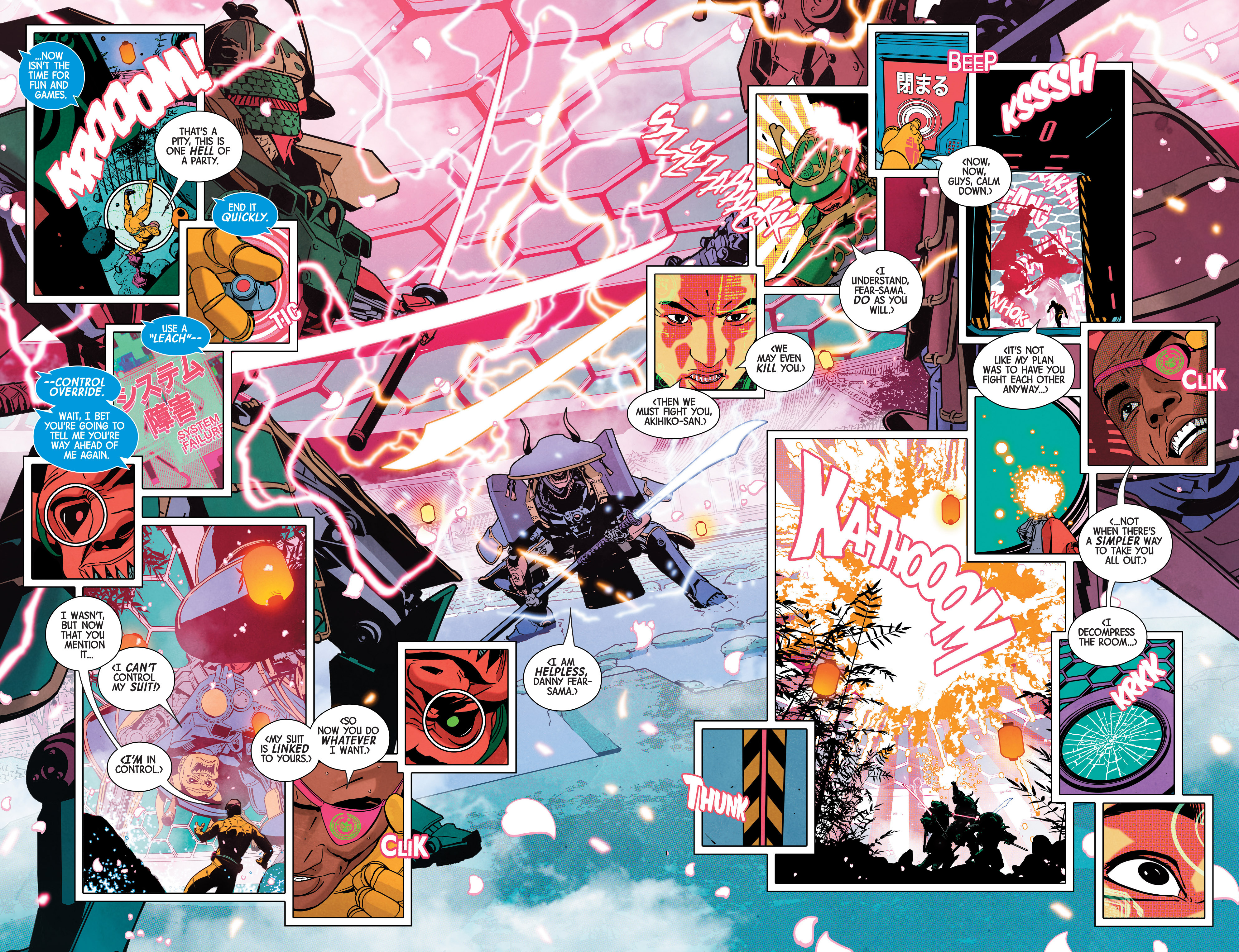 Read online Nick Fury comic -  Issue #2 - 10