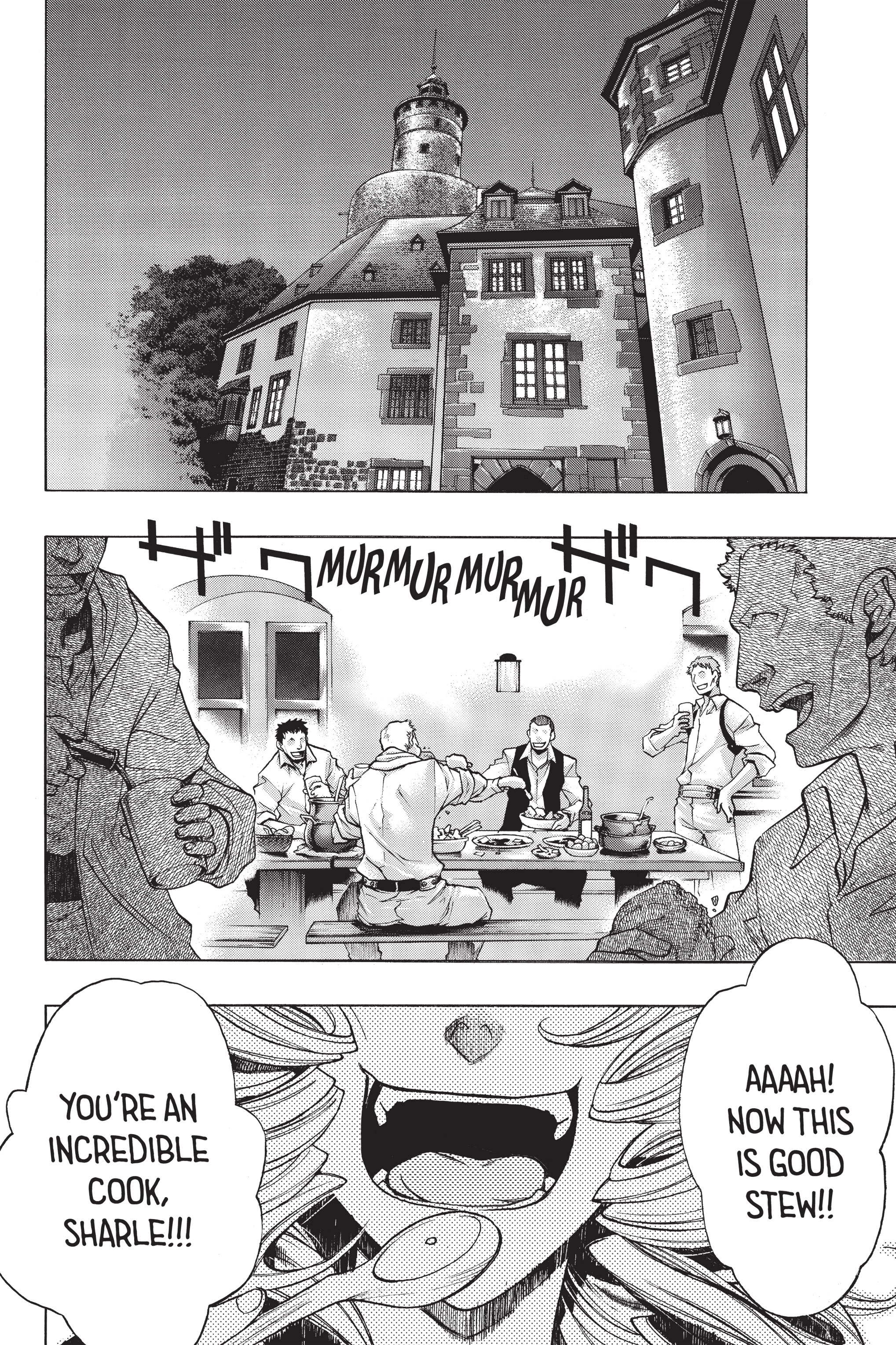 Read online Attack on Titan: Before the Fall comic -  Issue #5 - 59