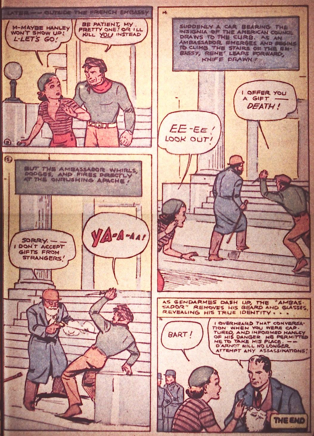 Read online Detective Comics (1937) comic -  Issue #12 - 47
