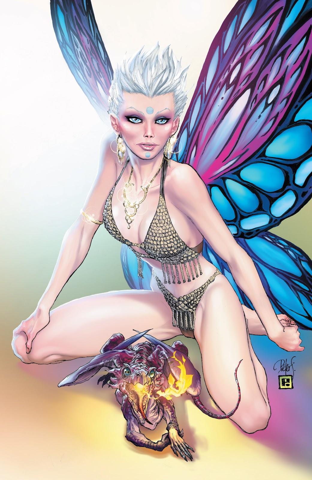 Read online Aspen Splash: Swimsuit Spectacular comic -  Issue # Issue 2013 - 17