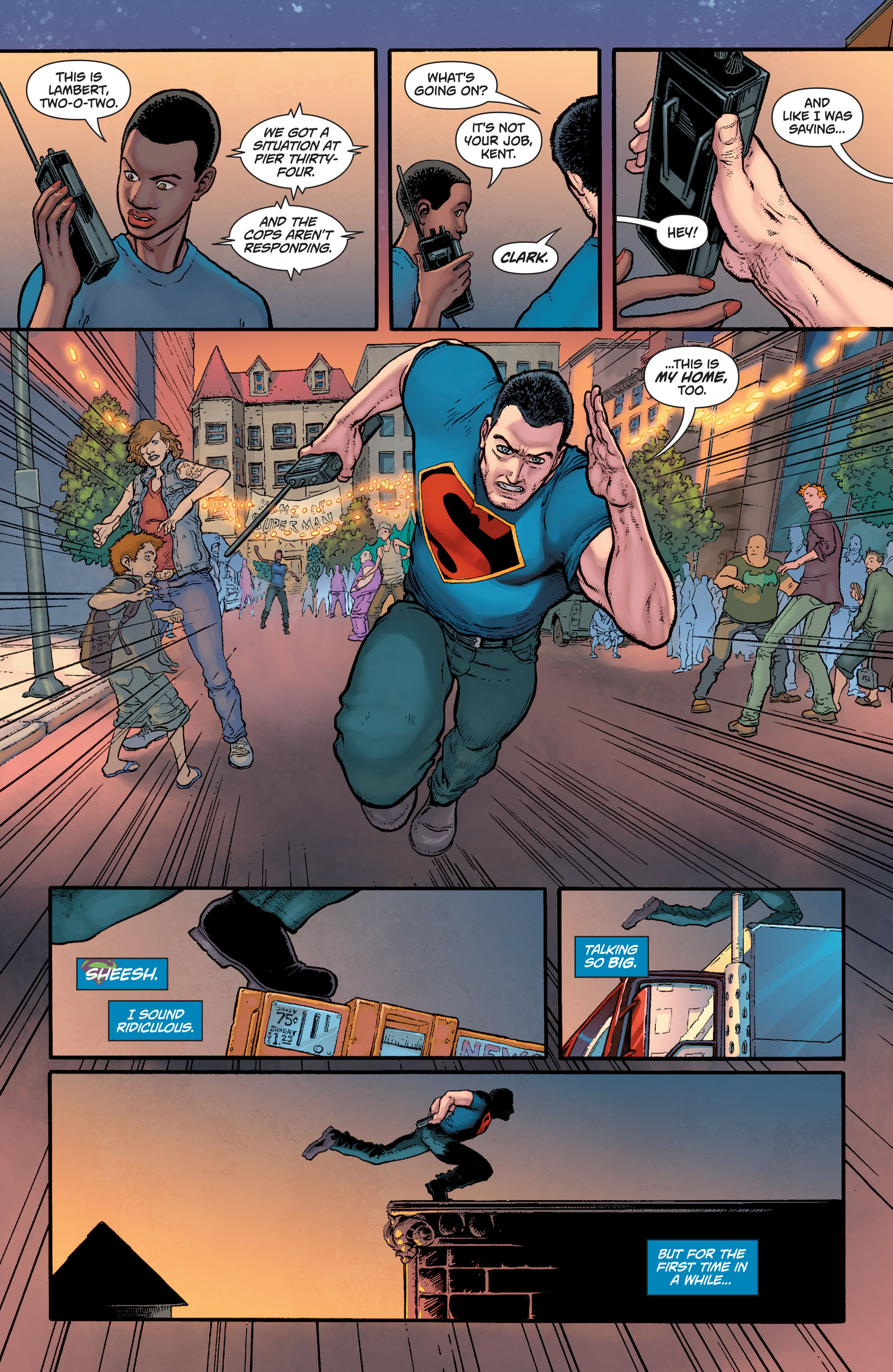 Read online Action Comics (2011) comic -  Issue #41 - 19