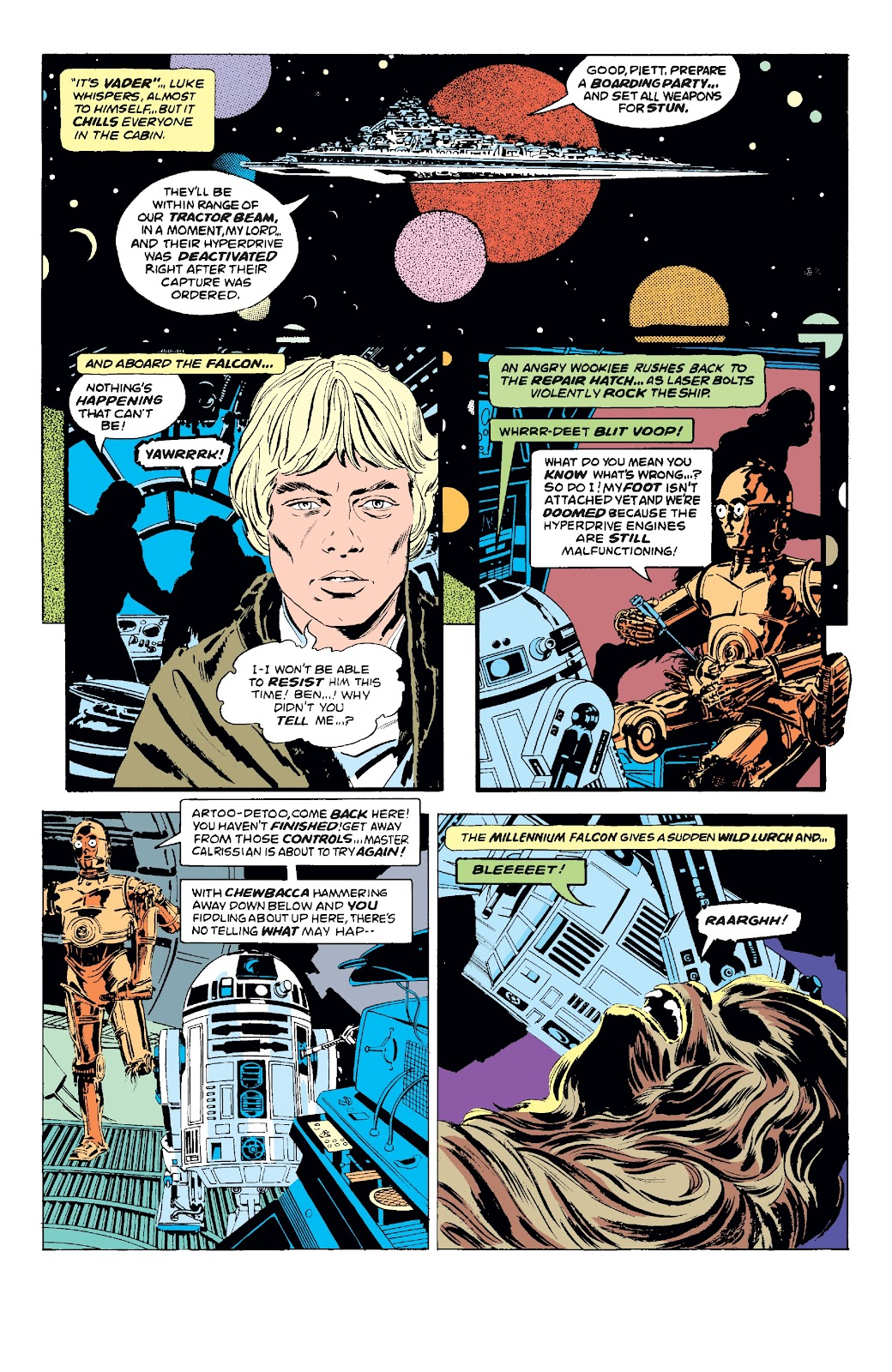 Read online Star Wars Legends: The Original Marvel Years - Epic Collection comic -  Issue # TPB 3 (Part 2) - 12