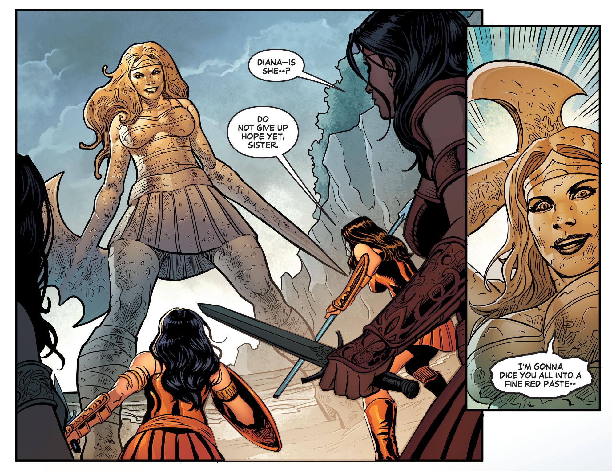 Read online Wonder Woman '77 [I] comic -  Issue #15 - 13