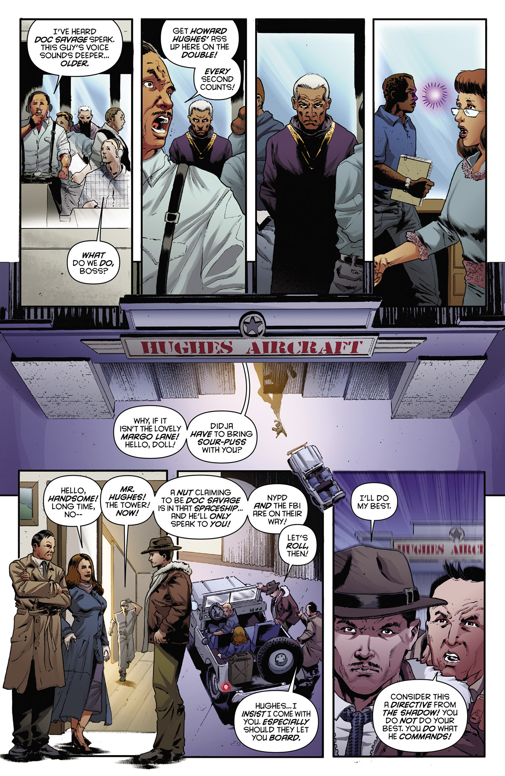Read online Justice, Inc. comic -  Issue #1 - 21